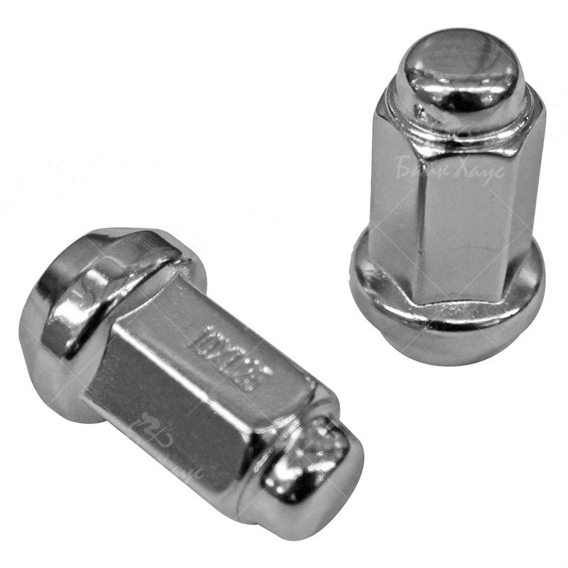 ГАЙКА 10mm*1.25 TP TAPERED CHROME LUG NUT - BOX OF 16 ALUG14BX