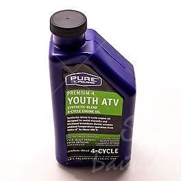2876248 МАСЛО/ Synthetic 4 str oil youth (1QT)