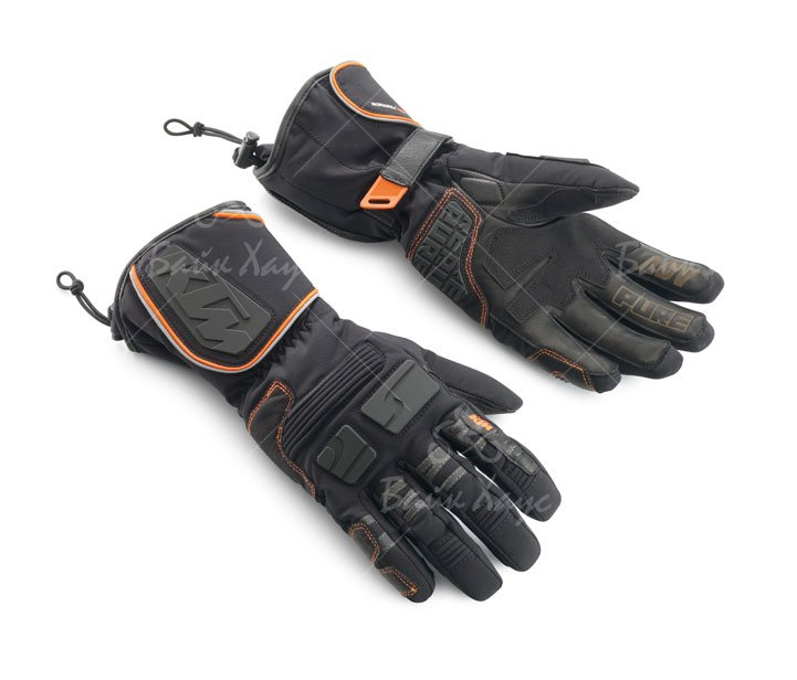 ПЕРЧАТКИ PURE ADVENTURE GLOVES (3PW141720) KTM