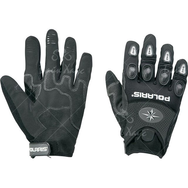 ПЕРЧАТКИ SONIC GLOVE GRAY POLARIS