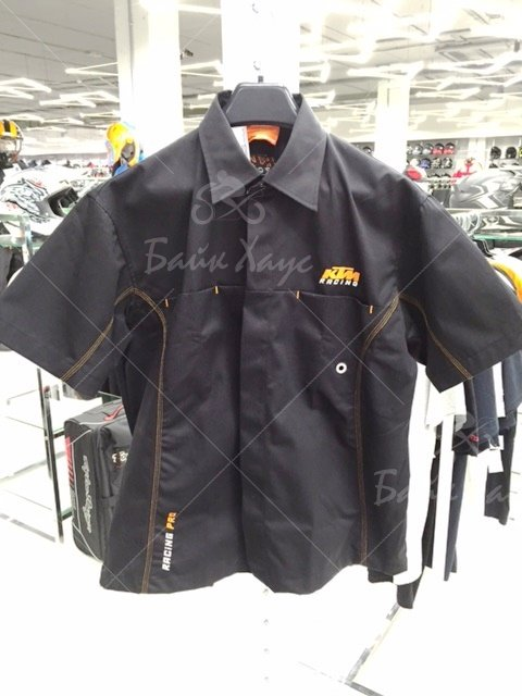 ФУТБОЛКА  MECHANIC SHIRT KTM 3PW11560