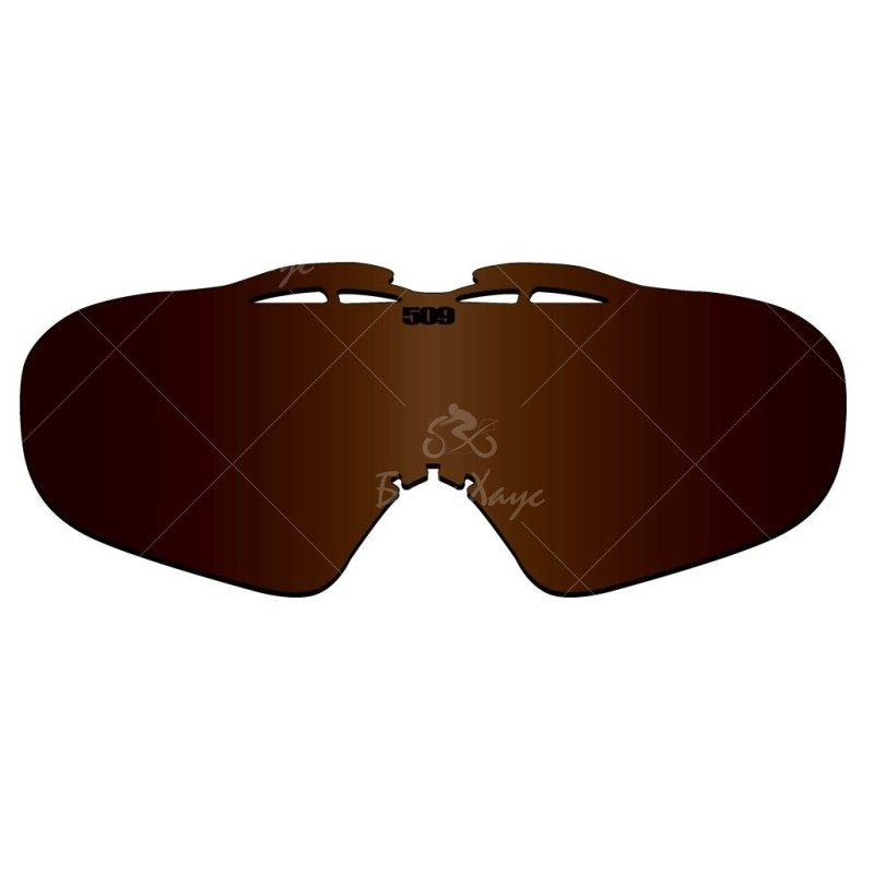 ЛИНЗА 509 SINISTER POLARIZED BRONZE