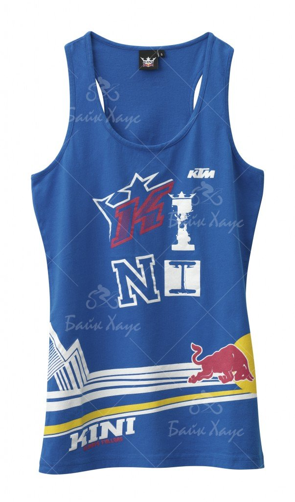 МАЙКА KINI-RB GIRLS RACING TANK TOP (3L291501) KTM