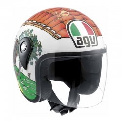 ДЕТСКИЙ ШЛЕМ TOP VALENTINO`S HOUSE AGV
