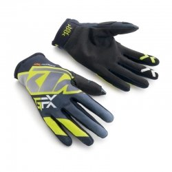 ПЕРЧАТКИ GRAVITY-FX GLOVES BLACK (3PW15278) KTM