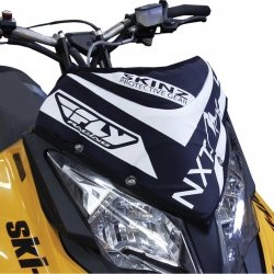 СУМКА НА СТЕКЛО NEXT LEVEL, SKI DOO, FLAT BLACK/WHT, NXSWP400-BK/WHT BRP